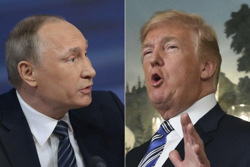 VENEMAA - USA TIPPKOHTUMINE TULEKUL? Putin tahaks Trumpiga kohtuda juulis Viinis