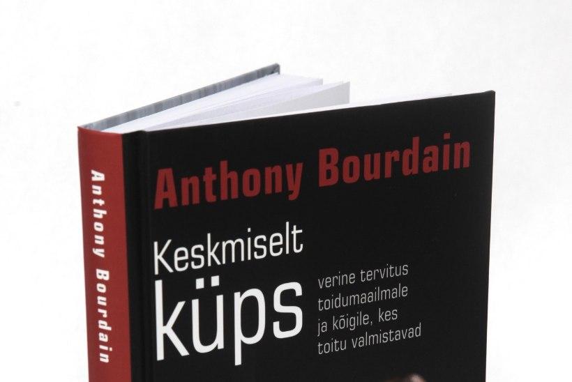 Tippkokk Ants Uustalu Anthony Bourdainist: ta oli kohati karm, aga ikkagi läks ta inimestele peale