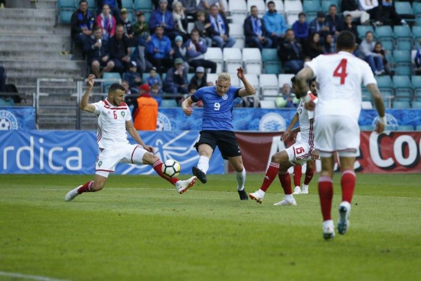 80eef11dab5 NII SEE JUHTUS   Sport 9.06: Maroko näitas Eesti vastu klassi   Õhtuleht
