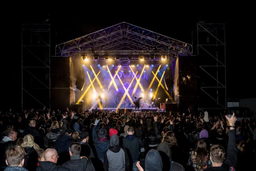 GALERII | Vaata, kuidas möödus Hard Rock Laagri teine päev