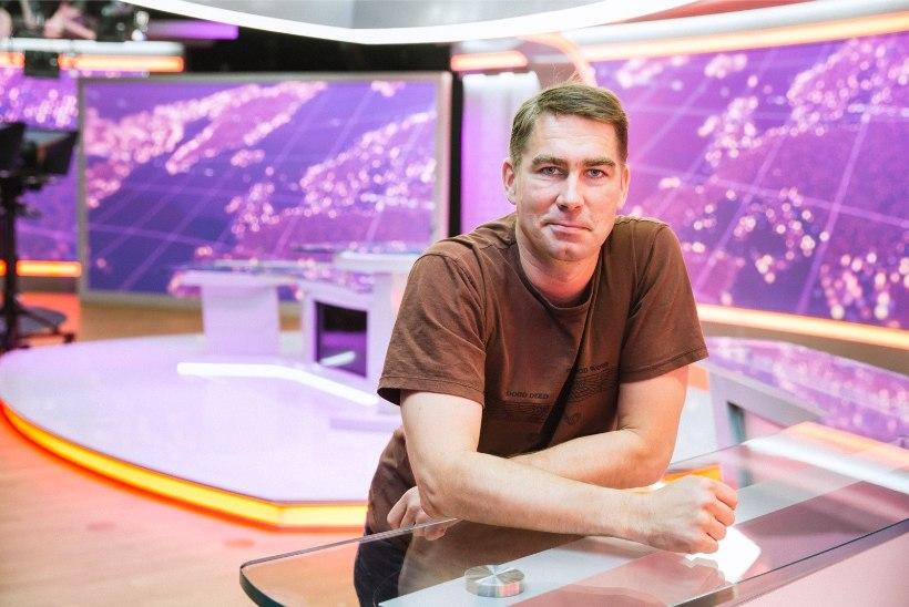 MÄLUMÄNG | Teleajakirjanik Priit Kuusk alias Wend