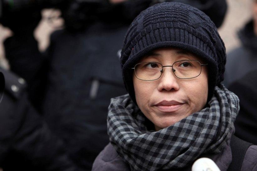 Dissidendi Liu Xiaobo koduarestis viibinud lesk tahab Euroopas uut elu alustada