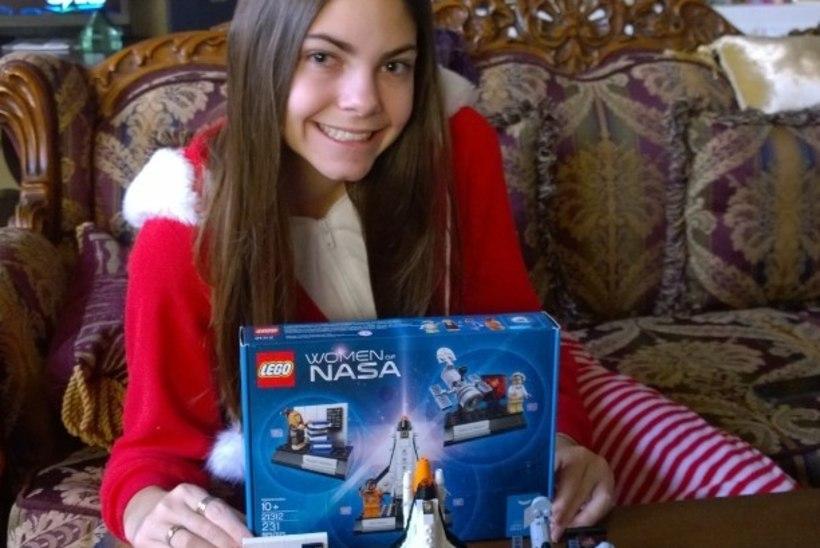 17aastane ameeriklanna ihkab Marsile