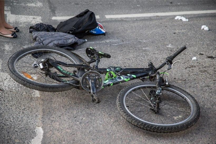 Möödunud ööpäeval sai liikluses viga seitse ratturit