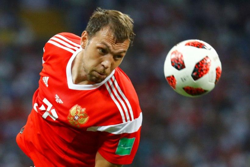 Venemaa kangelane Dzjuba teenis suurepärase MMiga rikka kosilase