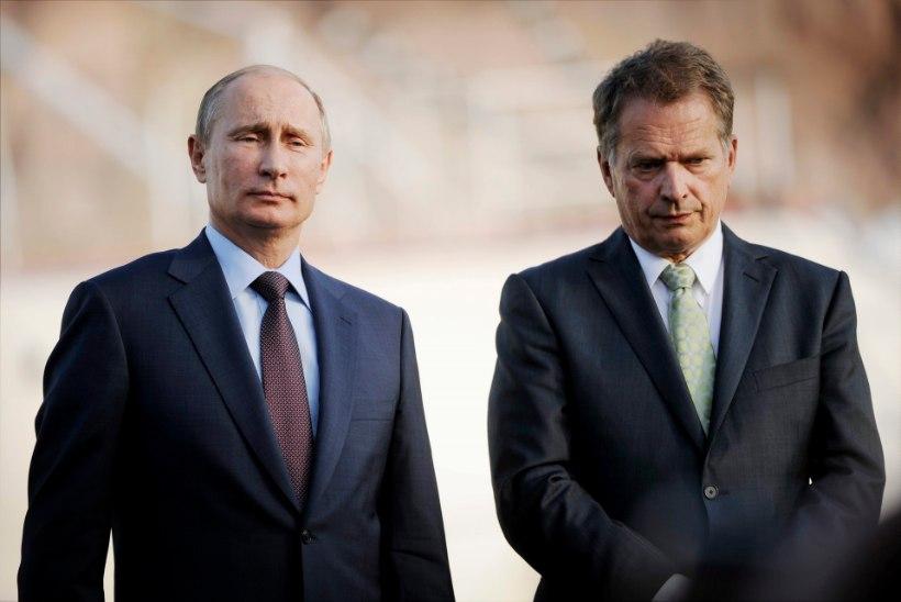 Soome tahab Trumpi ja Putini kohtumise ajaks taastada täieliku piirikontrolli