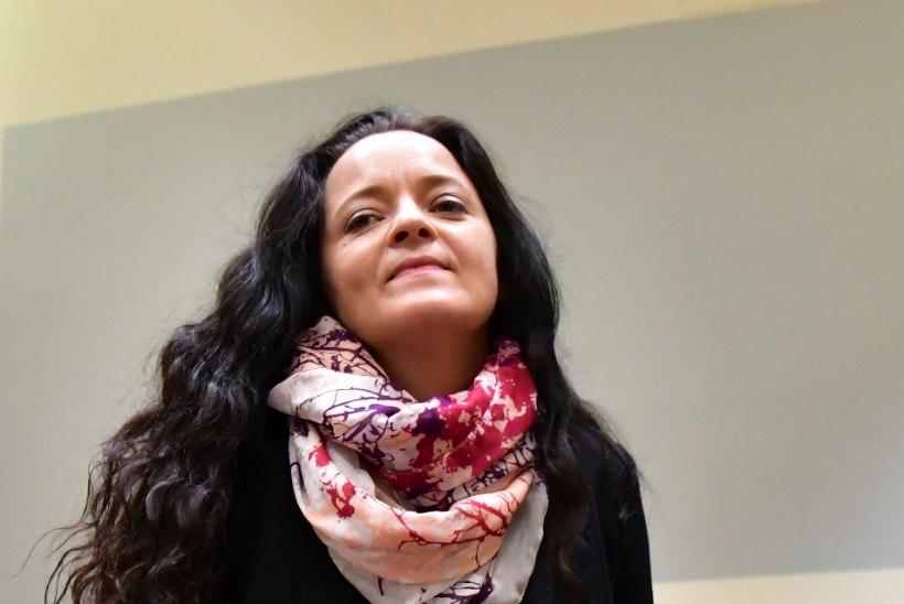 Uusnatside grupi skandaalne liider Beate Zschäpe mõisteti eluks ajaks vangi