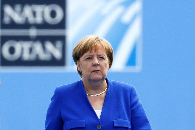 VASTUSEIS TRUMPILE: sakslased ei soovi kaitsekulutusi suurendada
