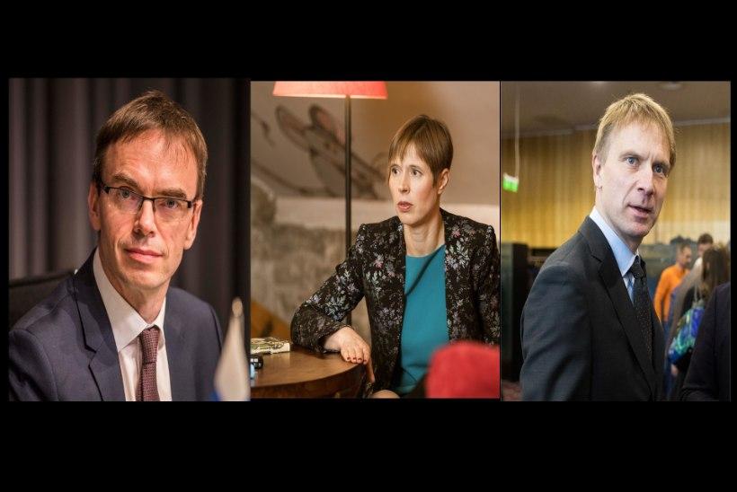 KES BRAVUURIKAM, KES TAGASIHOIDLIKUM: mida on poliitikud Eesti sõjalise võimekuse kohta öelnud