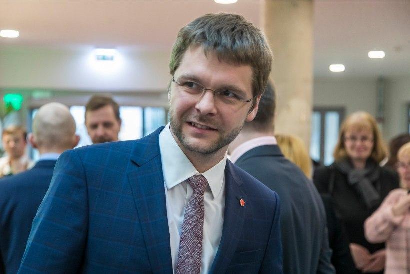 Jevgeni Ossinovski mõistab hukka: Urve Palo läks oma kommentaaris selgelt isiklikuks