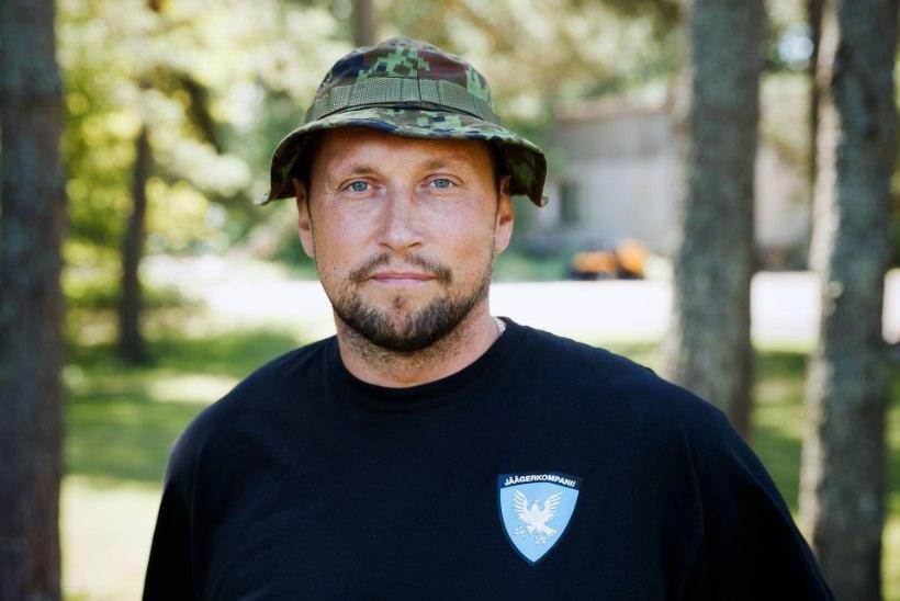 Jäägrikompanii sai Pullapääl taas kokku: oleme vennaskond ja võitlesime Eesti eest