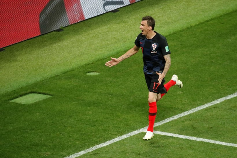 578ab108319 NII SEE JUHTUS | Jalgpalli MM: Horvaatia pääses esmakordselt riigi ajaloos  finaali