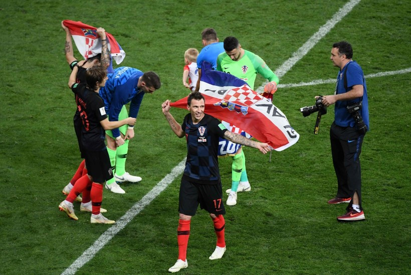 5fc5c0f331b Kes oleks võinud arvata, et MM-i finaalis mängivad Prantsusmaa ja Horvaatia?