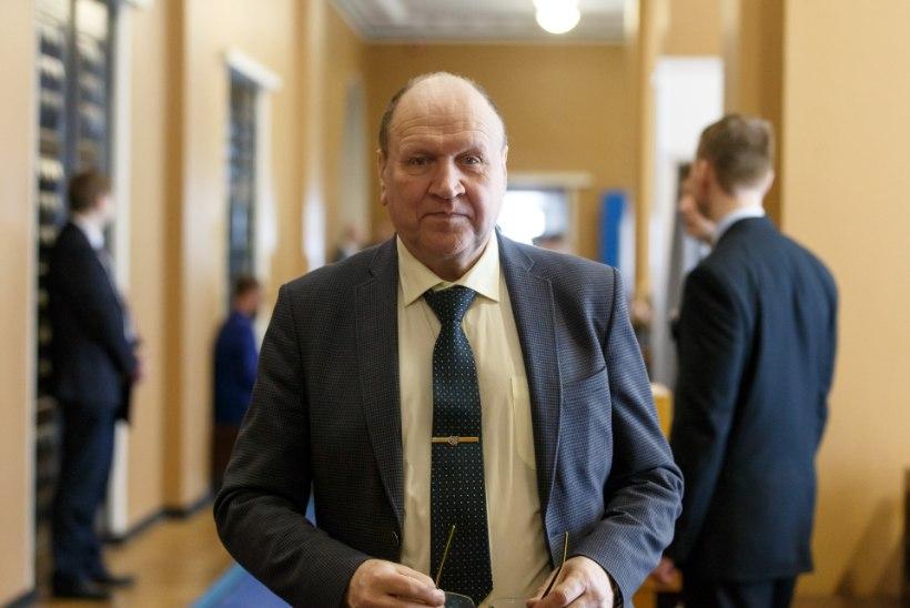 Mart Helme: kui kaitseväelase käest küsitakse, milline on julgeolekuolukord, on ta kohustatud vastama