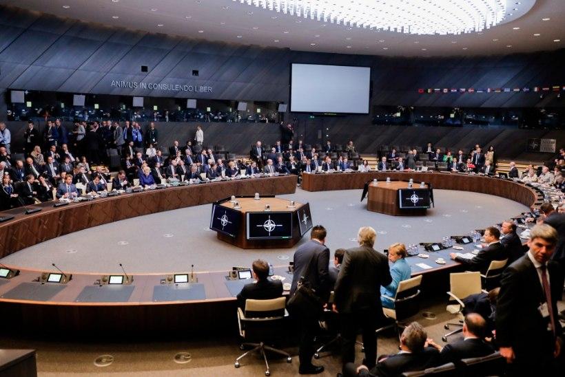 OTSEBLOGI | Trump NATO tippkohtumisel: sain lõpuks, mis tahtsin!