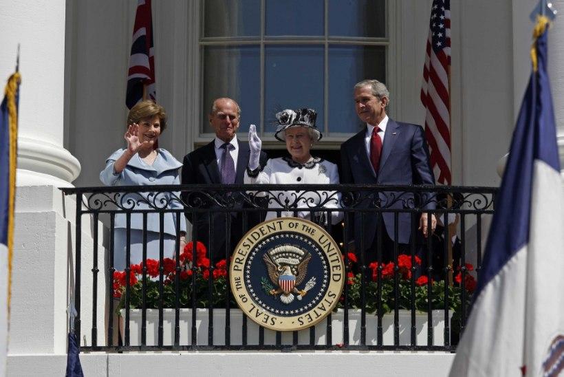 PILDIMEENUTUS   Kuninganna Elizabeth II kohtumised USA presidentidega läbi aegade