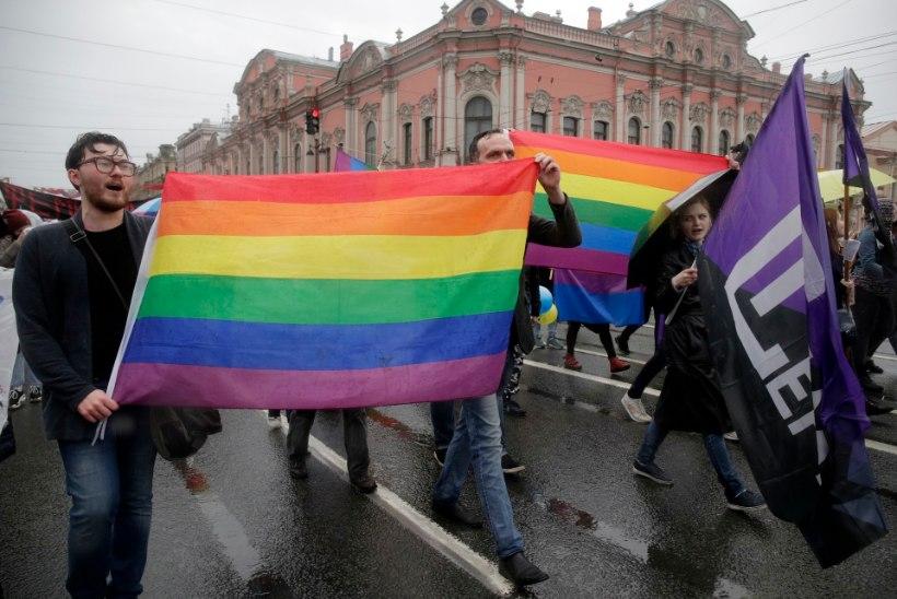Venemaal tegutseb enda sõnul homoseksuaale raviv psühhoterapeut