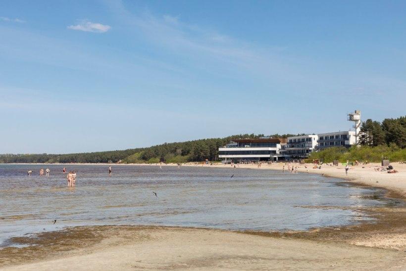 Tallinna Pirita rand on taas sinivetikavaba