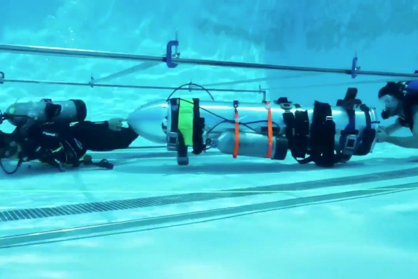 Tai merevägi võib Muski allveelaeva siiski kasutusele võtta