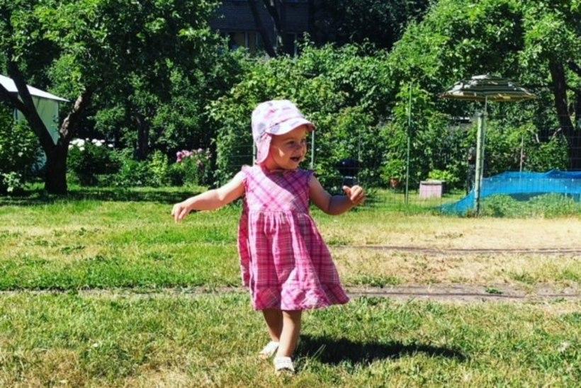 MARILYN JURMANI BLOGI | Mu laps on suureks saanud!
