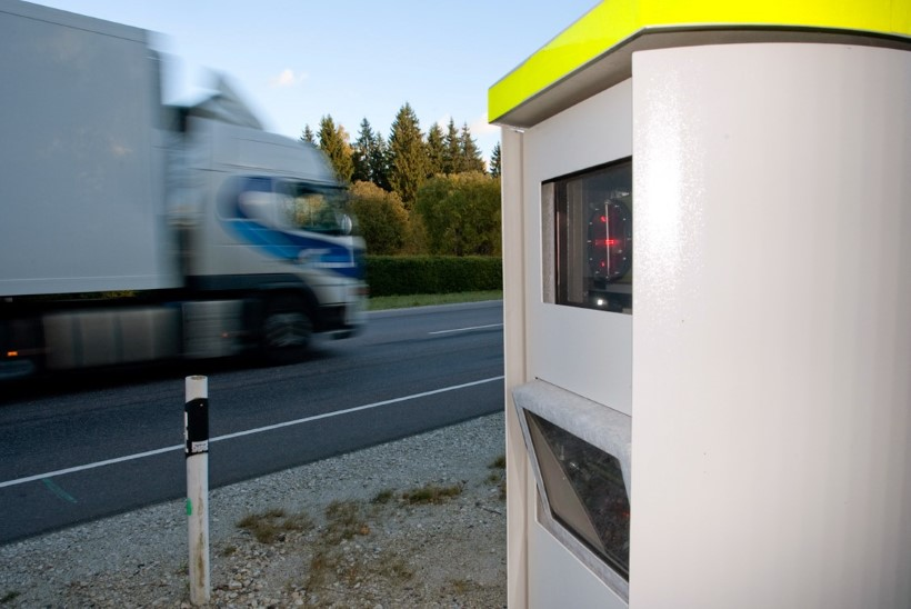 Maanteeamet: kiiruskaamerad jäädvustavad praegu ainult kiiruseületajaid