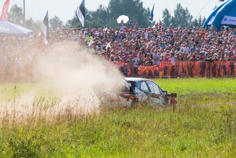 Rally Estonia õnnestus! Kas MM-etapp Eestis pole enam ulmeline unistus?