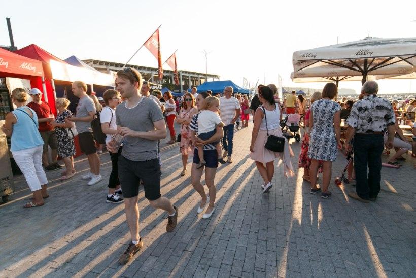 GALERII | Staarisaate osalejad astusid merepäevadel taas koos lavale