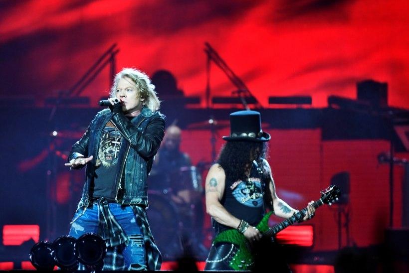 MÄLUMÄNG | Guns N' Roses täna Tallinnas!