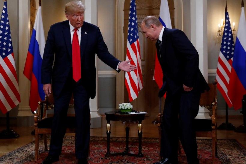 BLOGI | Putin pakkus, et USA ja Vene luureagentuurid võiksid koostööd teha, Trumpile mõte meeldis