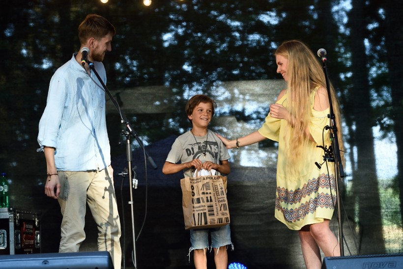 GALERII | Südamemuusika festivali teine päev möödus Curly Stringsi saatel