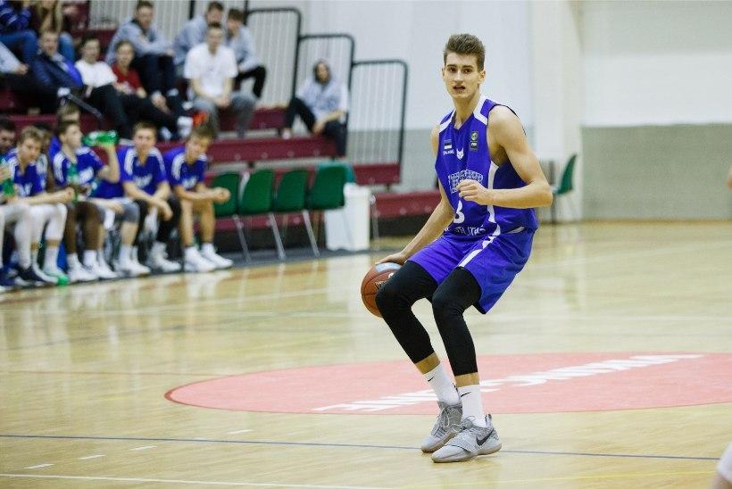 Eesti U18 koondis ei andnud Rootsile mingit võimalust