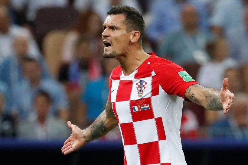 Dejan Lovren Horvaatia kurvast finaalist: Prantsusmaa ei mänginud jalgpalli