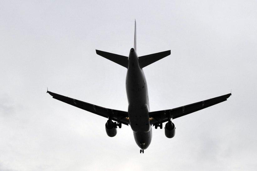 JÄLLE! Kaks Venemaa lennukit rikkusid Eesti õhupiiri, üks neist Putiniga pardal