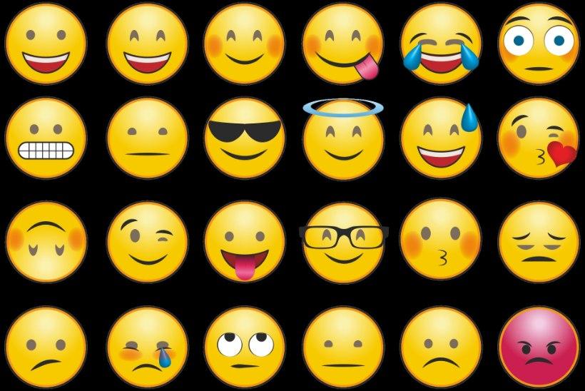 10 FAKTI NAERUNÄGUDEST | Täna tähistatakse rahvusvahelist emotikonide päeva!