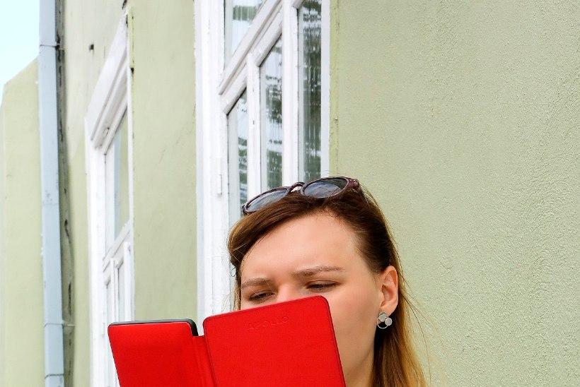 Mobiilne suvelugemine: võta appi e-luger ja e-raamat!