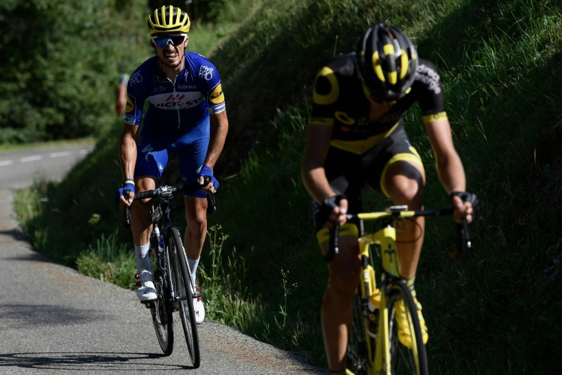 TUBLI! Taaramäe saavutas Tour de France'il kolmanda koha