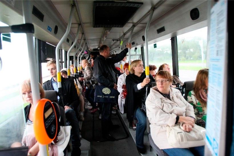 MÄLUMÄNG | 10 küsimust tasuta ühistranspordist