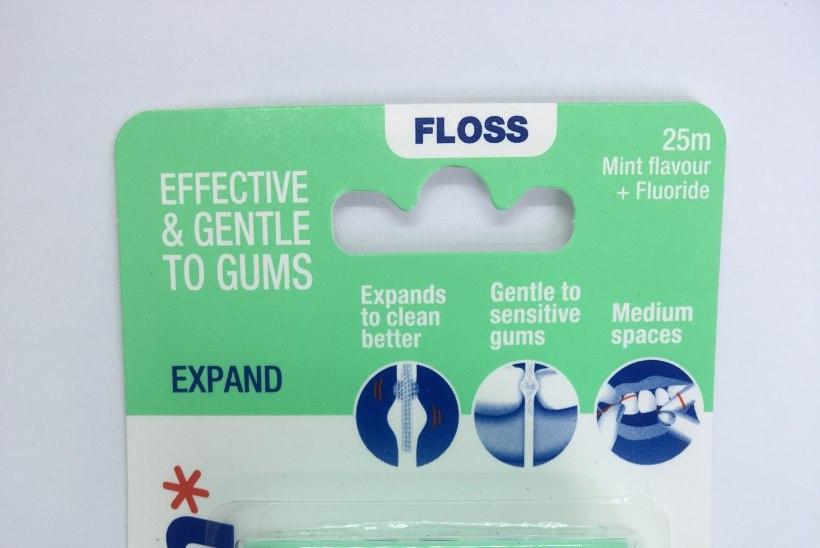 Hammaste niiditamine hoiab ära hambaaugud