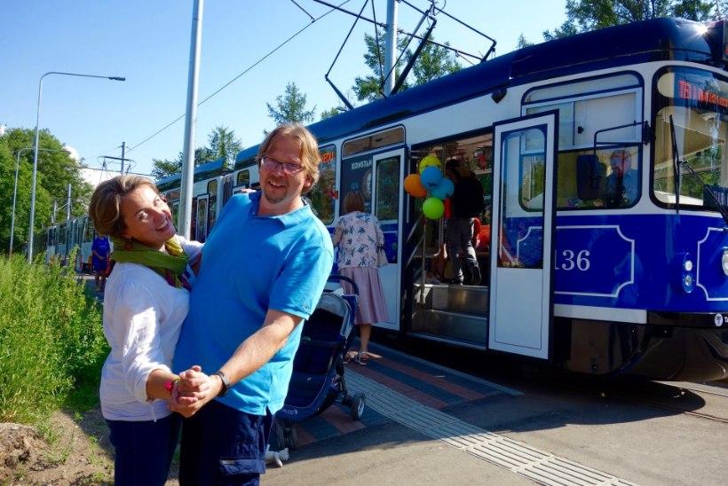 PILDID | Konstantin päästis Tallinnas inimesi kuumarabandusest