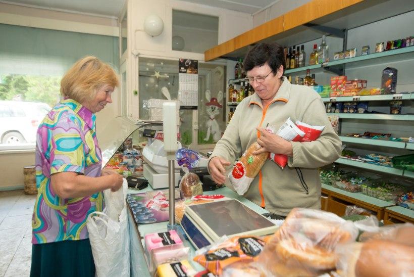 VÄIKEPOE OMANIK: Läti viib meilt ostjaid, aga hullema põntsu paneb maaelu väljasuremine!