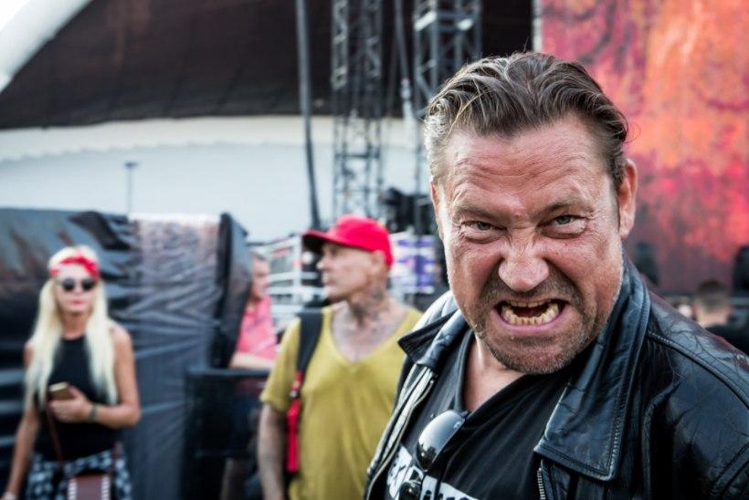 FOTOD | Vaata, millised kodumaised kuulsused külastasid Guns N' Rosesi kontserti