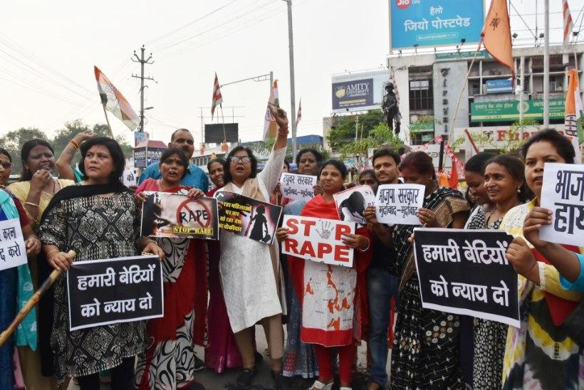 Indias vägistasid 17 meest alates jaanuarist korduvalt 11aastast tüdrukut
