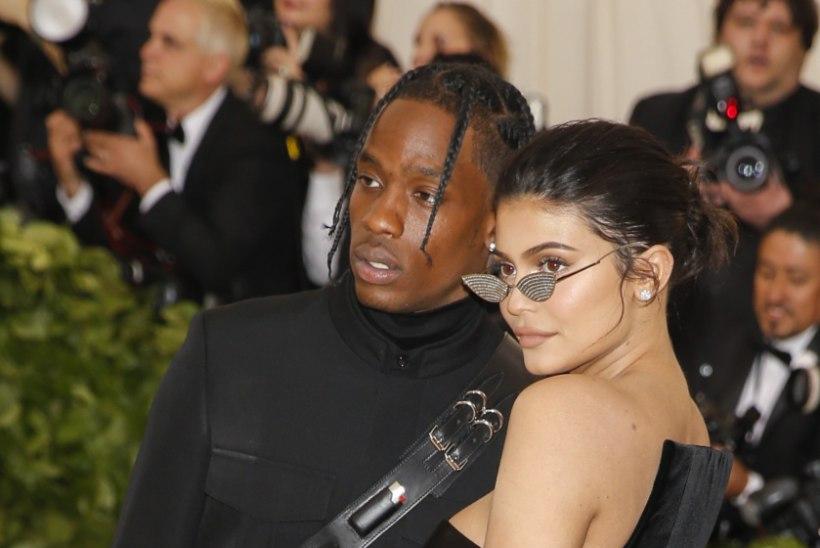 Kylie Jenner ja Travis Scott paljastavad, kuidas nad tutvusid ja käima hakkasid