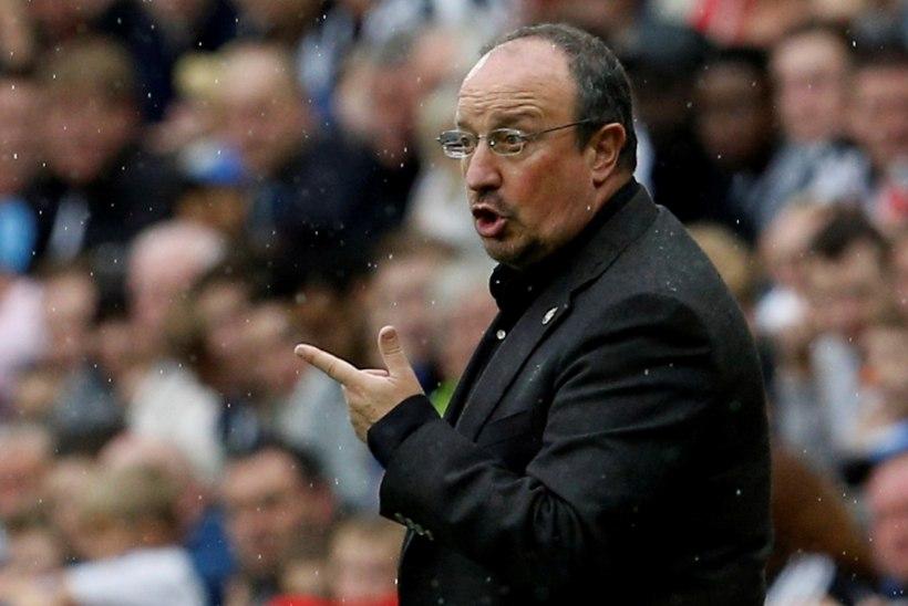 Hispaania jalgpalliliit soovis MMiks Newcastle'i peatreenerit