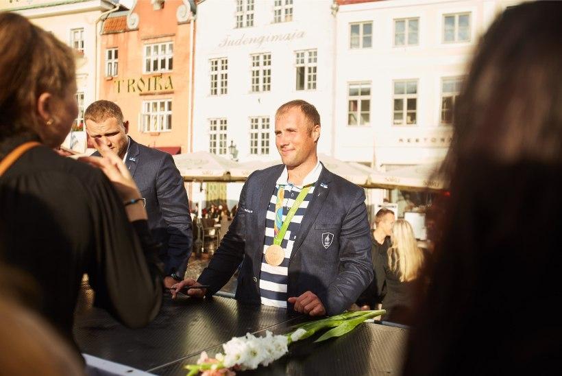Endrekson ja Jämsä jäid suurema eesmärgi nimel EMi koondisest välja