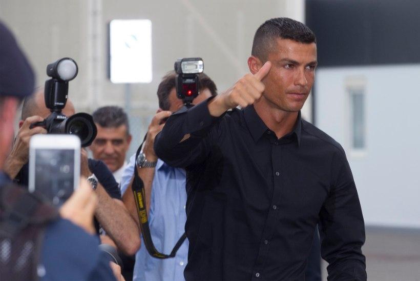Ronaldo: Messi ei ole minu rivaal