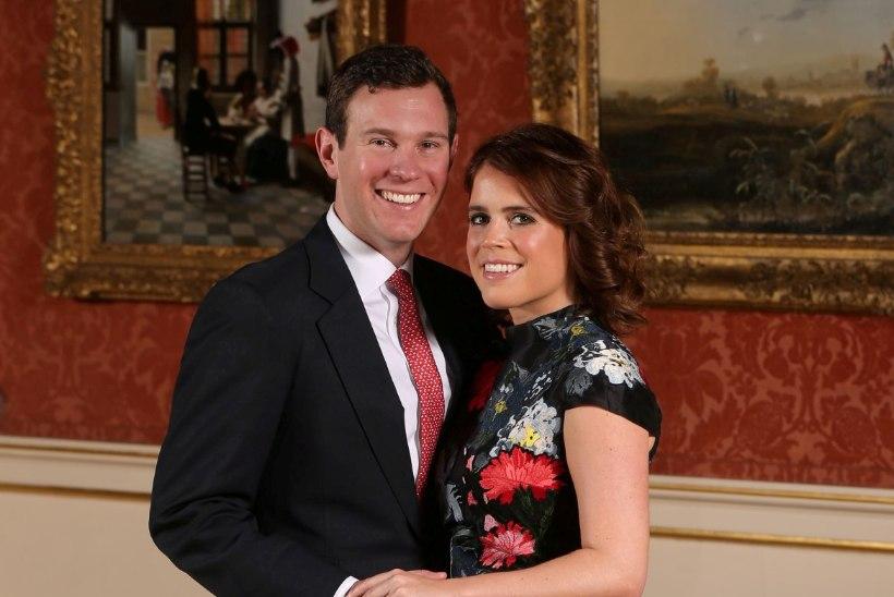 Veel üks kuninglik pulm tulemas! Printsess Eugenie abiellub oktoobris