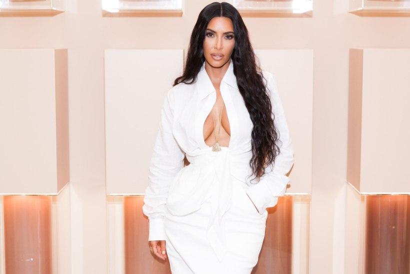 Kim Kardashian uus lõhnaõli tõi talle miljon dollarit minutis!