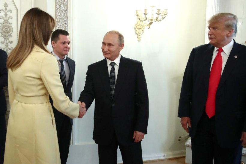 VIDEO | Meedia: Melania oli ainus inimene ruumis, kes mõistis Putini ohtlikkust