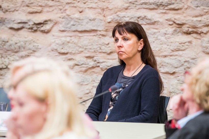 Tiina Kangro: loodan, et riigikogu näitab ametite nimevahetusele punast kaarti